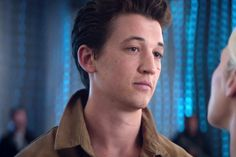 Two clips from the Blu-ray and Digital HD release reveal Peter's motivation. Peter Divergent, Divergent Movie, Divergent Insurgent Allegiant, Divergent Characters, Miles Teller, Hottest Guy Ever, Hate Men, Young Actors, Attractive People