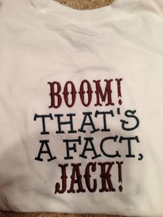 Duck Dynasty birthday shirt backside.