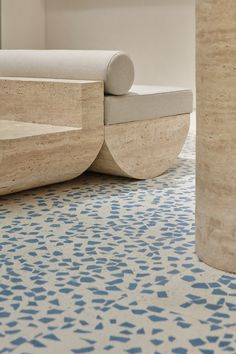 Interior Styling, Interior Decorating, Interior Design, Stone Store, Architects London, Terrazzo Tile, Banquette Seating, Tile Design, Retail Design