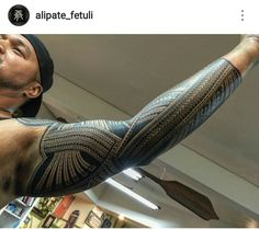 Tattoo by Alipate Fetuli