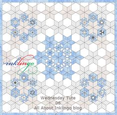 Inklingo Pieced Hexagon Setting