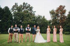 Bridesmaids and grooms mean. #bohoweddings #argentina #wedding