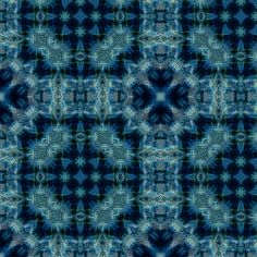 Blue_Neon_Cascade_05 by stradling_designs, click to purchase fabric