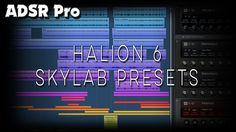 Steinberg Halion 6 Playing with Skylab Presets