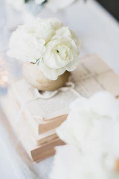 Golden Winter Wedding Ideas from Constance Curtis