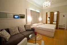 Vienna Austria, Contemporary Interior Design, Hotels, Detail, Bed, Building, Furniture, Home Decor, Decoration Home