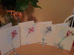 Hanna Millicho's new kite cards