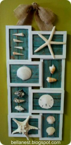 Nice shell display...