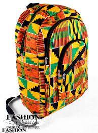 Image result for kente backpack