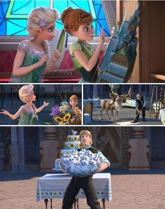 """Sister's words """"He did hard work fixing those. Olaf loved those guys."""""""