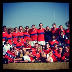 1st XV rugby.