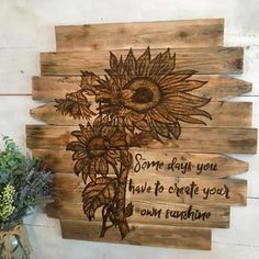 Rustic Wood Wall Decor, Rustic Kitchen Decor, Rustic Walls, Modern Country, Country Farmhouse, Dandelion Wall Art, Reclaimed Wood Wall Art, Wall Wood, Wood Art