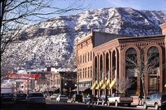 Downtown Durango. One of my favorite places in Colorado.