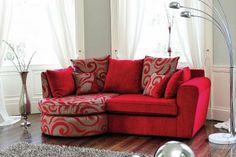 Gina Corner Sofa