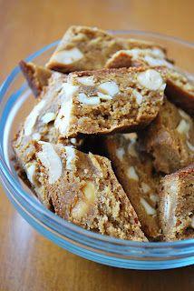 Recipe for Dulce de Leche Cashew Blondies