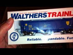 Broadway Limited Cattle Car With Sound ~ Unboxing ~ HO Scale