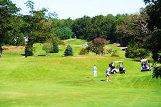 Golfing in York, Maine. VisitMaine.net York Maine, York Beach