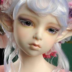 Dollmore BJD Girl Lusion Doll - Somnambulinsomnia ; Elf Dahlia - LE30