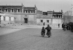 Lama Cloister in China