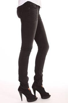 Skinny+ GBS Jeans van Denham The Jeanmaker - DL08008GBS