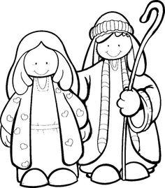 Pesebres tomados de la web :: RT Decoraciones y algo más... Christmas Nativity Scene, Christmas Art, All Things Christmas, Coloring Books, Coloring Pages, Diy And Crafts, Christmas Crafts, Christian Preschool, Scroll Saw Patterns