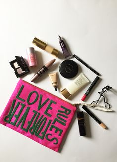 What's On My Face: Steffi's Make-Up Must Haves