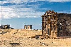ELIZABETH BAY - southern Namib desert - Luderits district - Namibia