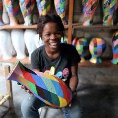 http://www.haitigotit.com/ Heart of Haiti; Haitian artist