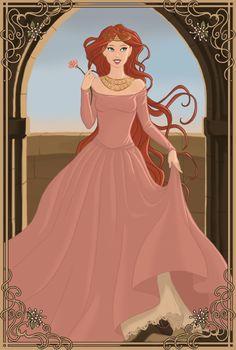 Ariel II by ~ArtemisandApollo on deviantART