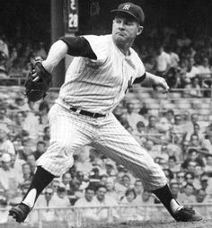 Whitey Ford Best Starting pitcher of all time for the yankees