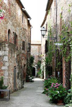 Travel to Maremma Montemerano