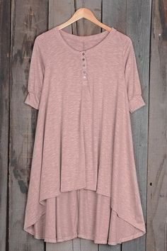 Cupshe Bad Moon High Low Long Top