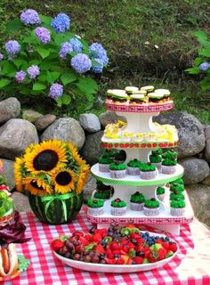 about Picnic on Pinterest | Summer picnic desserts, Summer picnic ...