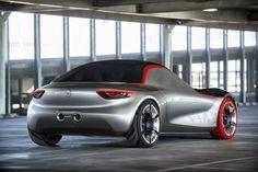 Opel GT Concept: 1.0 driecilinder turbo, achterwielaandrijving en minder dan 1.000 kg