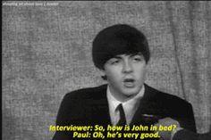 the beatles Paul McCartney john lennon boys love McLennon