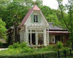 TOTORO  Mei's house