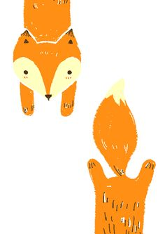 Little Fox on Behance