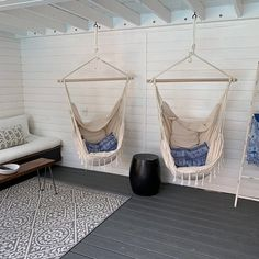 Hanging Hammock Chair, Swinging Chair, Hanging Chairs, Outdoor Hammock Chair, Hanging Furniture, Bedroom Chair, Home Decor Bedroom, Comfy Bedroom, Dream Bedroom