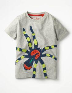 T-shirt grand appliqué Boden