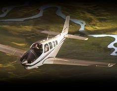 Beechcraft Bonanza G36 Piston: Gallery