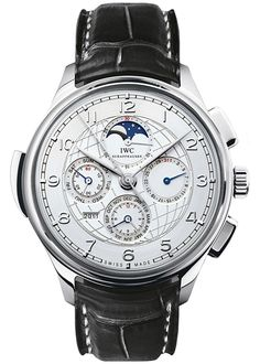 IWC Portuguese Grande Complication Watch IW377401 @ http://www.24diamonds.com/iwc-portuguese-grande-complication-watch-iw377401_29886.html