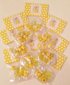 8  Belle Beauty & the Beast Princess Yellow by MichelleAndCompany, $18.00