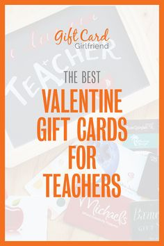 Planning to give a teacher a well-earned gift card for Valentine's Day? Get some new teacher Valentine's Day gift ideas here. day gift boyfriend day gift girl day gift him day gift ideas day gift kids day gift teacher Best Valentine Gift, Teacher Valentine, Valentine Day Cards, Kids Valentines, Best Gift Cards, Best Valentine's Day Gifts, Teacher Cards, Teacher Gifts, True Gift