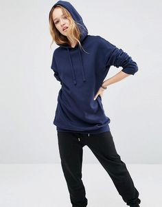 472e6ddb606a ASOS Ultimate Oversized Pullover Hoodie at asos.com