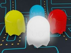 For the ultimate Pacman fan looking to decorate there pad