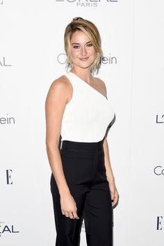 Shailene Woodley à la soirée Elle's Women in Hollywood