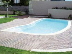 1000 id es sur le th me piscine coque polyester sur pinterest piscine coque - Coque piscine carree ...
