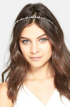 Nina 'Petite Vines' Headband available at #Nordstrom