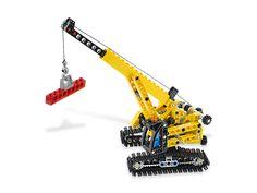 Tracked Crane    LEGO Shop