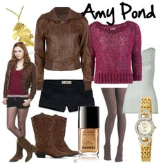 Character: Amy Pond Fandom: Doctor Who Episodes: Hungry Earth/Cold Blood Buy it here!